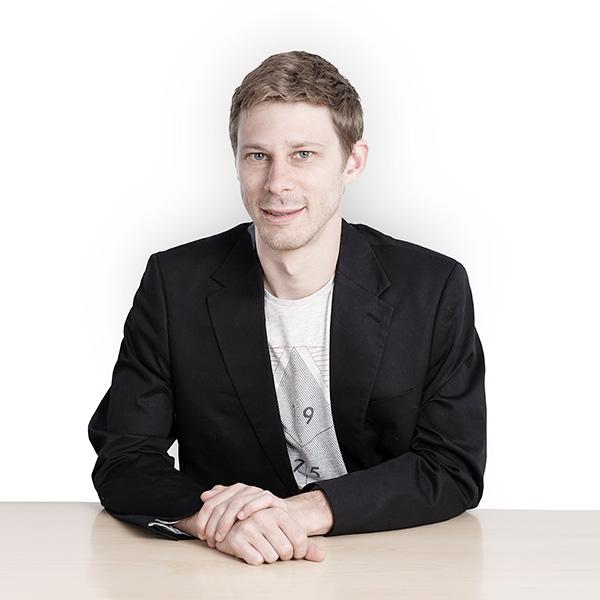 Portrait Daniel Schoch - Geschäftsführer