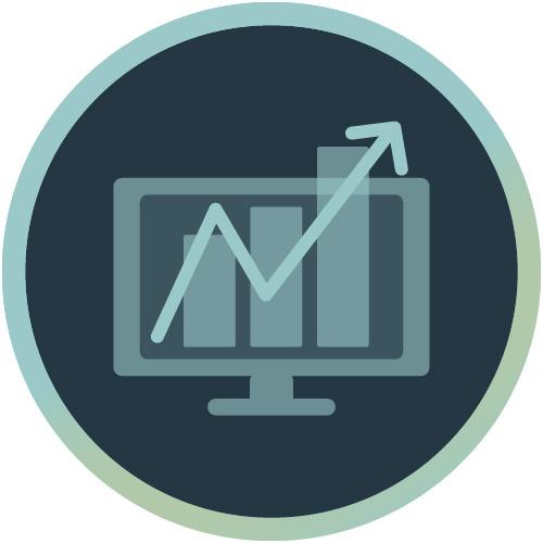 Icon für Online Marketing Betreuung