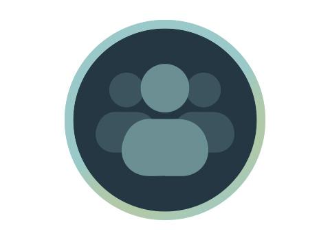 Icon für Seminar-Teilnehmer