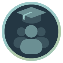 Icon zur Darstellung der Marketing-Seminare