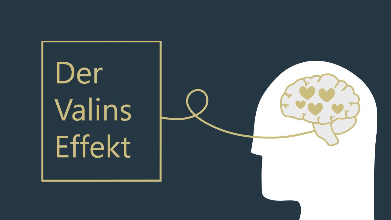 Grafik zum Thema Valins-Effekt