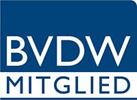 BVDW Mitglied Logo